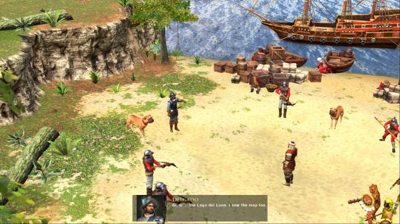 Age of Empires III: Definitive Edition - recenzja gry #1