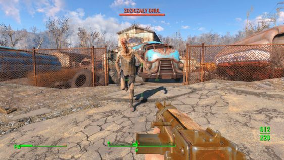Fallout 4 - recenzja gry #45
