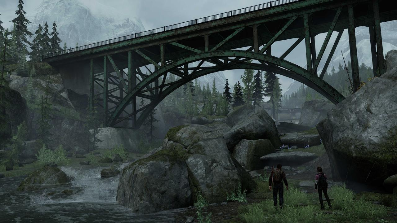 Recenzja gry: The Last of Us Remastered #1