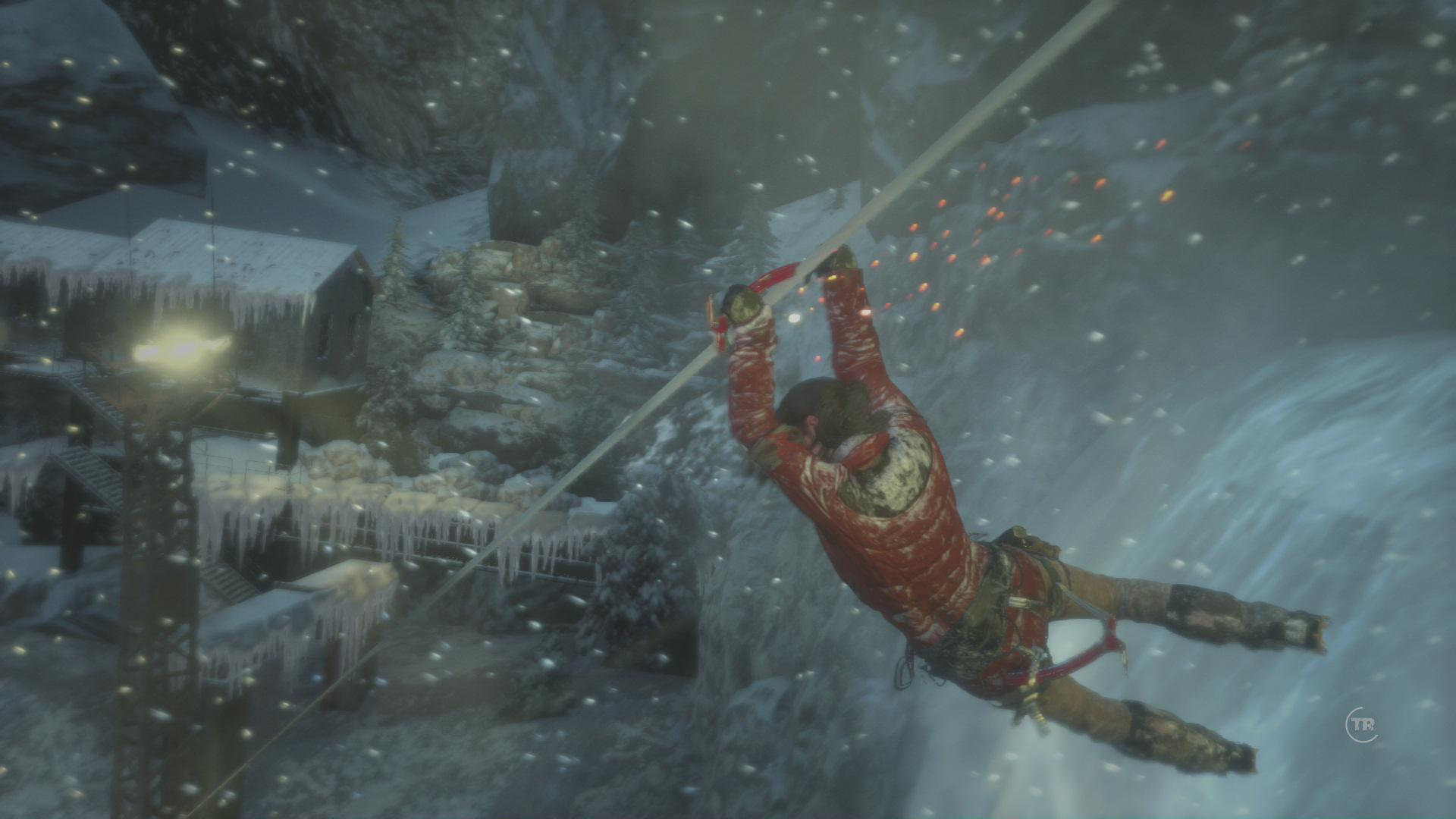 Rise of the Tomb Raider - recenzja gry #54