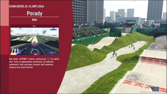 Olympic Games Tokyo 2020: The Official Video Game – recenzja i opinia o grze #35