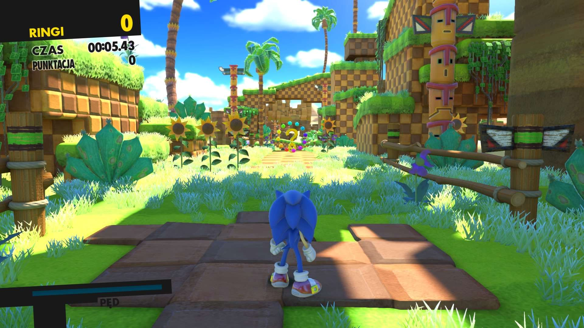 Sonic Forces - recenzja gry #1