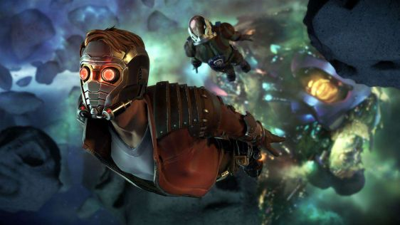 Guardians of the Galaxy: The Telltale Series - recenzja 1 odcinka #5