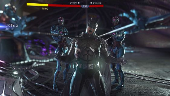 Injustice 2 - Batman ma kłopoty