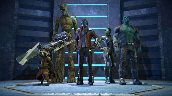 Guardians of the Galaxy: The Telltale Series - recenzja 1 odcinka #4