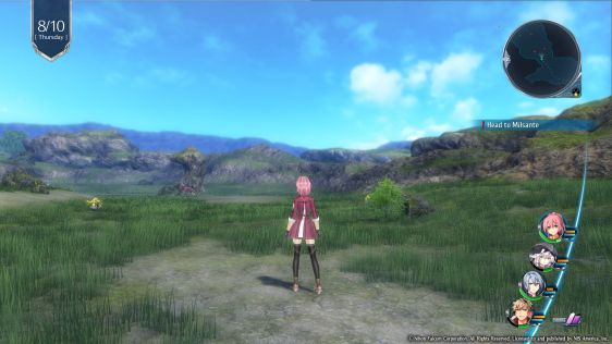 The Legend of Heroes Trails of Cold Steel IV - End of Saga – recenzja gry #27