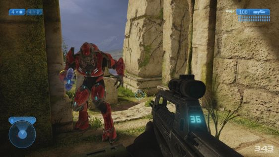 Recenzja gry: Halo: The Master Chief Collection #12