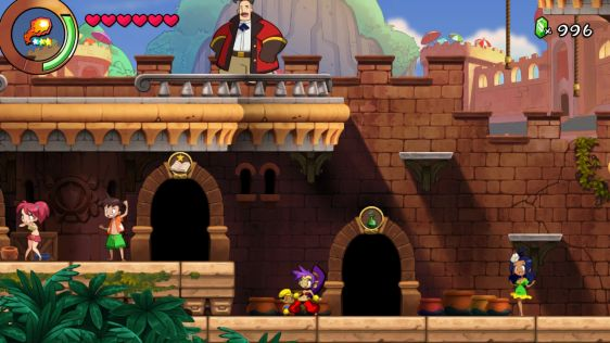 Shantae and the Seven Sirens #17