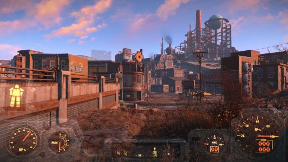 Fallout 4 - recenzja gry #30