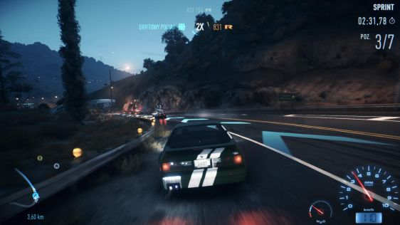 Recenzja gry: Need for Speed #22