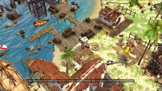 Age of Empires III: Definitive Edition - recenzja gry #11
