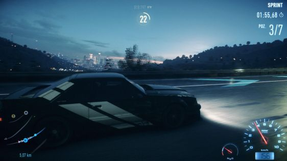 Recenzja gry: Need for Speed #21