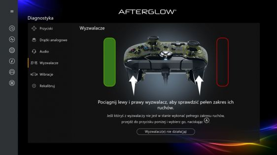 PDP Gaming Wired Controller i Afterglow Wired Controller – recenzja sprzętu  #38