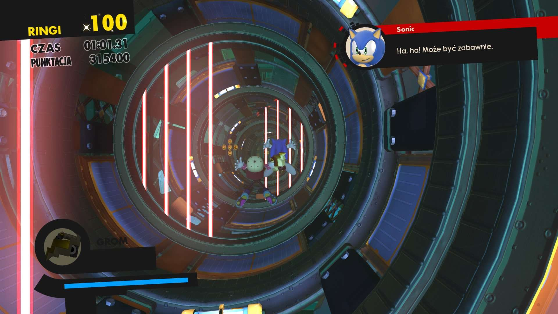 Sonic Forces - recenzja gry #9
