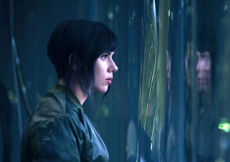 Oto zdjęcie Scarlett Johansson jako Major Kusanagi. Film Ghost in the Shell nadciąga! #1
