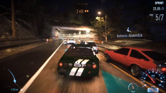 Recenzja gry: Need for Speed #13