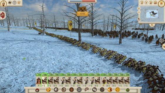 Total War: Rome Remastered - recenzja gry #12