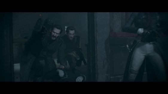 Recenzja gry: The Order: 1886 #40