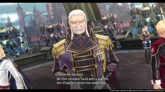 The Legend of Heroes Trails of Cold Steel IV - End of Saga – recenzja gry #2