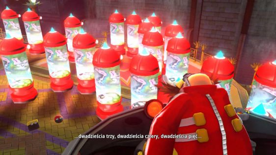 Sonic Colors Ultimate - recenzja gry #2