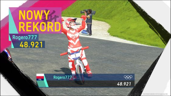 Olympic Games Tokyo 2020: The Official Video Game – recenzja i opinia o grze #36