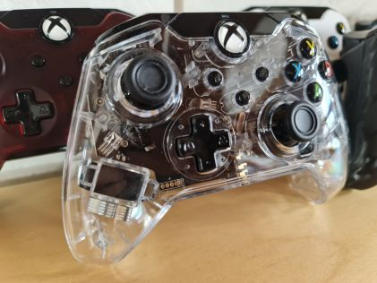 PDP Gaming Wired Controller i Afterglow Wired Controller – recenzja sprzętu  #3