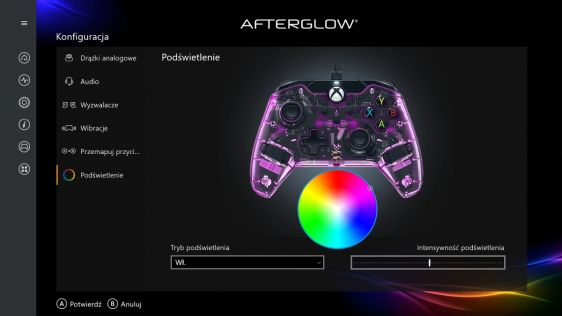 PDP Gaming Wired Controller i Afterglow Wired Controller – recenzja sprzętu  #41