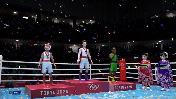 Olympic Games Tokyo 2020: The Official Video Game – recenzja i opinia o grze #41