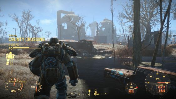 Fallout 4 - recenzja gry #104