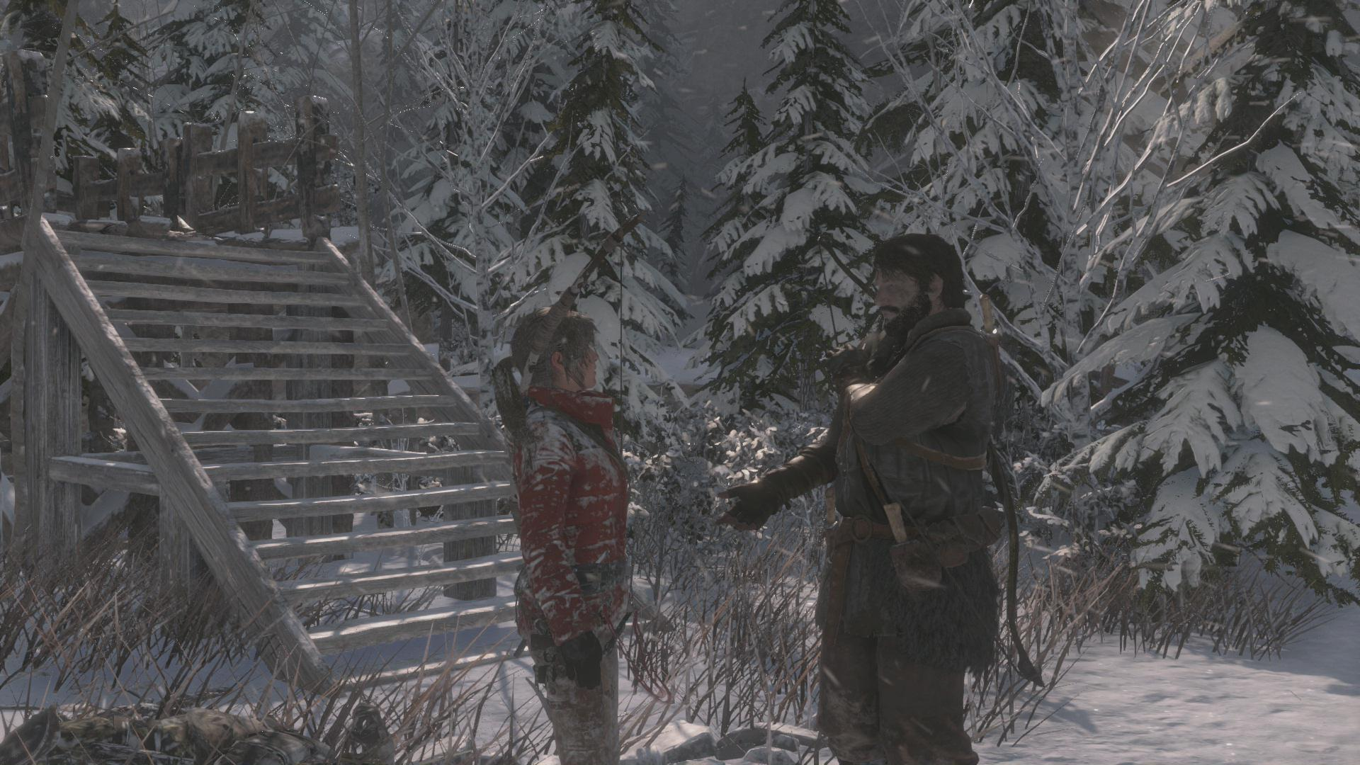 Rise of the Tomb Raider - recenzja gry #95