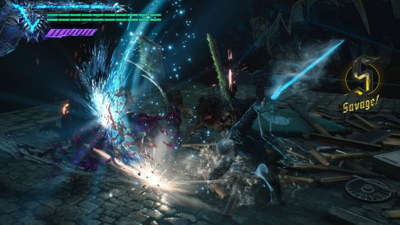 Devil May Cry 5 Special Edition – recenzja gry  #1