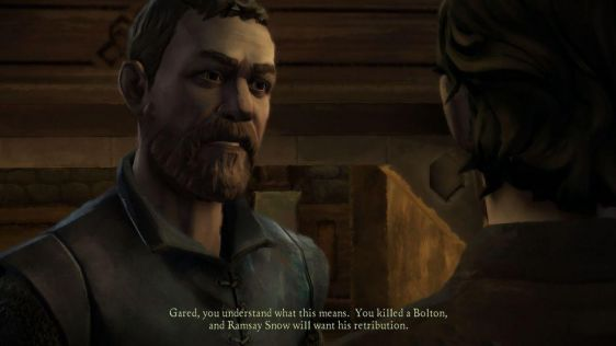 Game of Thrones: A Telltale Games Series - recenzja gry #2