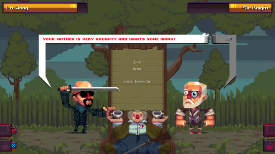 Oh...Sir!! The Insult Simulator - recenzja gry #8