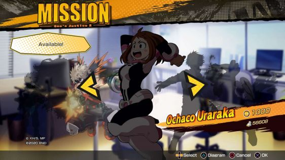 My Hero One's Justice 2 #1