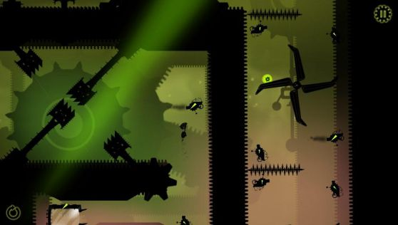 Green Game: Time Swapper - recenzja gry #15