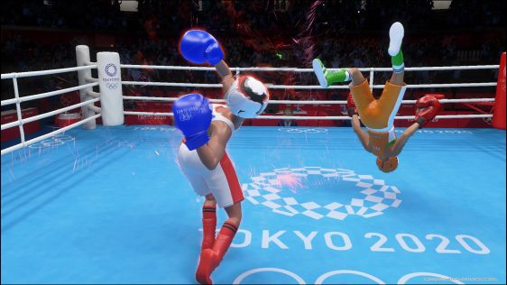 Olympic Games Tokyo 2020: The Official Video Game – recenzja i opinia o grze #39