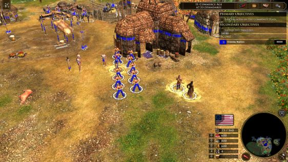 Age of Empires III: Definitive Edition - recenzja gry #15