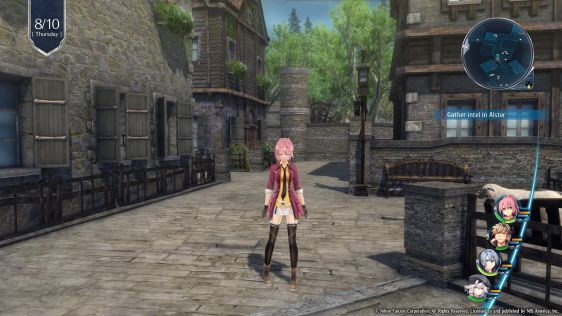 The Legend of Heroes Trails of Cold Steel IV - End of Saga – recenzja gry #42