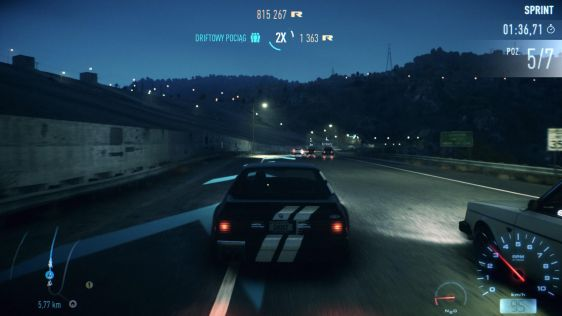 Recenzja gry: Need for Speed #20
