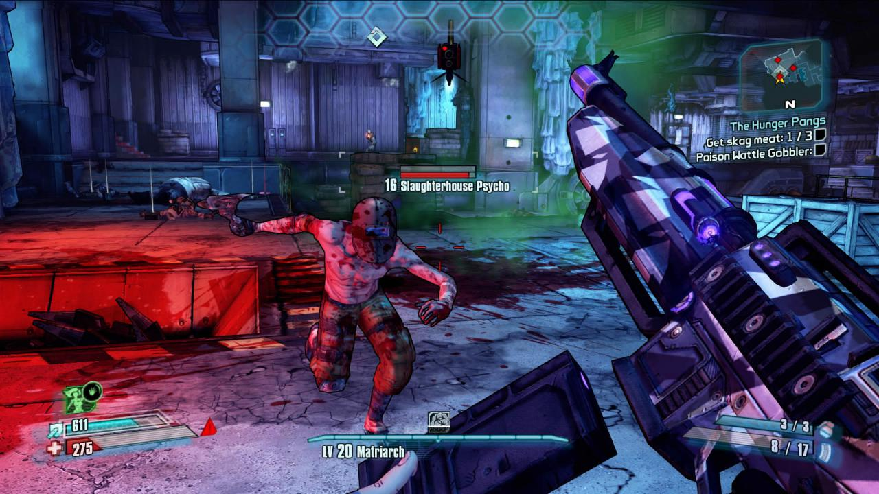 Recenzja gry: Borderlands: The Handsome Collection #16
