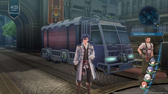The Legend of Heroes: Trails of Cold Steel III - recenzja gry 6