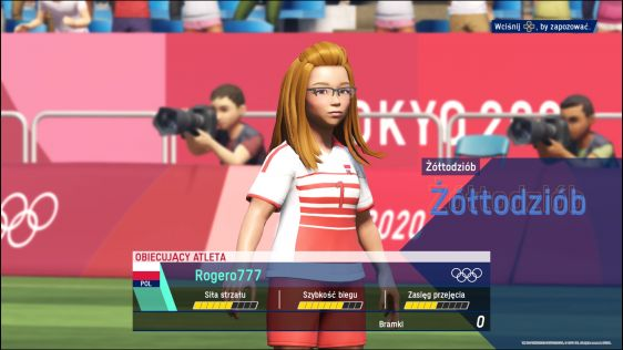 Olympic Games Tokyo 2020: The Official Video Game – recenzja i opinia o grze #3