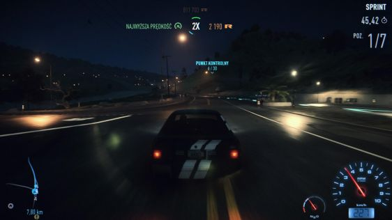 Recenzja gry: Need for Speed #16