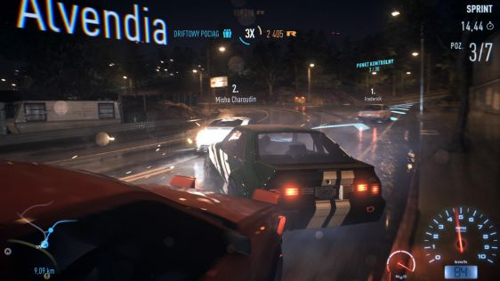 Recenzja gry: Need for Speed #12
