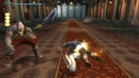 Recenzja gry Prince Of Persia: The Sands Of Time (2003)