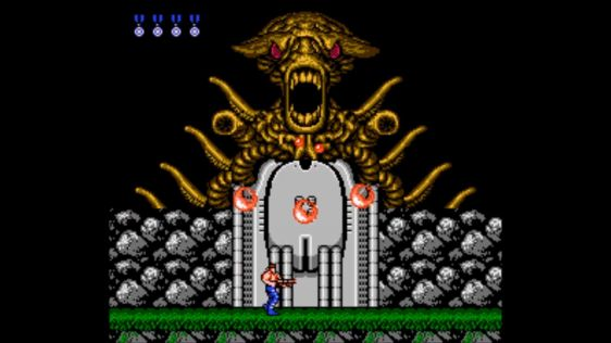Tales from the Games: Contra (2/4)