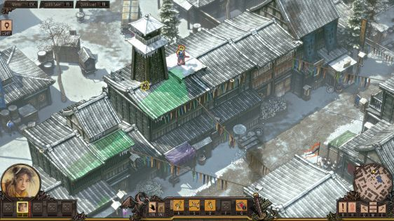 Cykl GND #6: Shadow Tactics: Blades of the Shogun