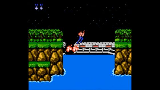 Tales from the Games: Contra (1/4)