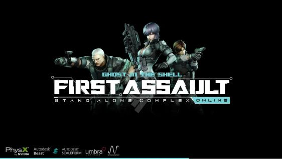 Ghost in the Shell Stand Alone Complex First Assault Online – Duchy wkraczają do sieci