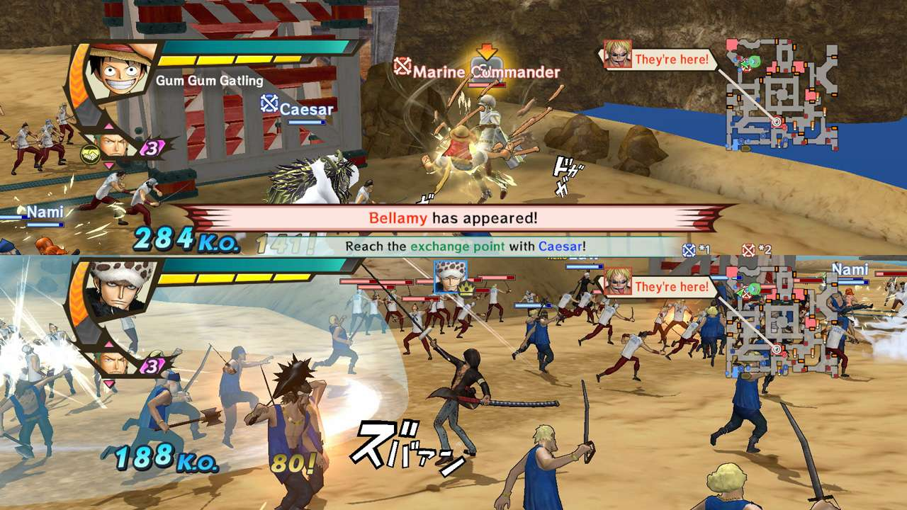One Piece: Pirate Warriors 3 Deluxe Edition #4